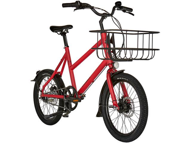 ORBEA Katu 30 Citybike rød (2019) | City